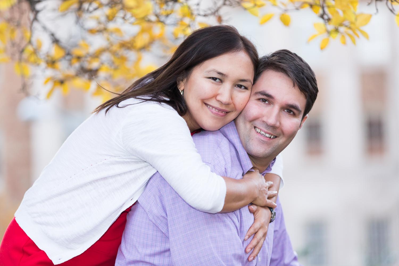 engaged-couple-embraces